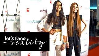 Klaudia ist der Liebling der Fotografen | Klaudia | Let's Face Reality | ProSieben