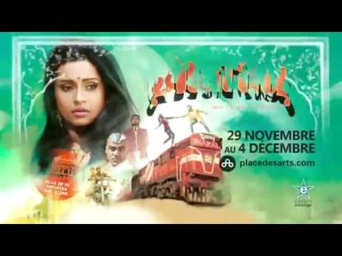 Bharati 2 : Dans le Palais des Illusions à la Place des arts