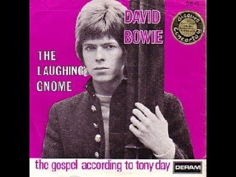 BOWIE ~ LAUGHING GNOME ~ SINGLE VERSION