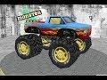 Monster Trucks Racing - Monster Truck Game Complete All Levels - Monster Truck Destroyer