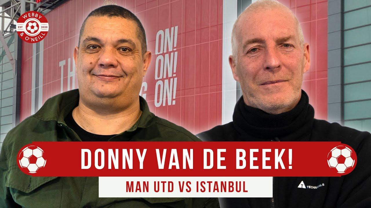 Cavani & van De Beek's Big Chance! Man Utd vs Istanbul Champions League Preview