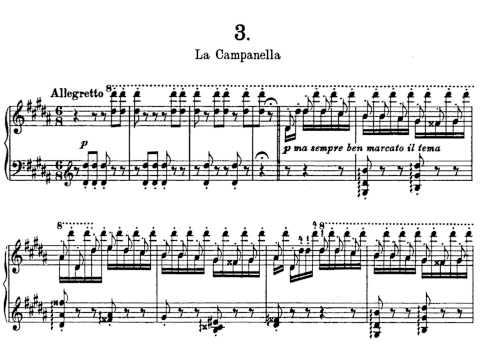 [Watts] Liszt: Grand Etudes After Paganini for Piano