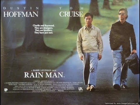 ᴴᴰ [1988] Rain Man • Hans Zimmer ▬ ''Soundtrack/Movie Trailer''