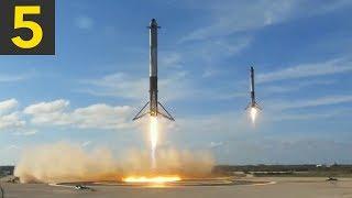vermillionvocalists.com - Top 5 Amazing SpaceX Landings