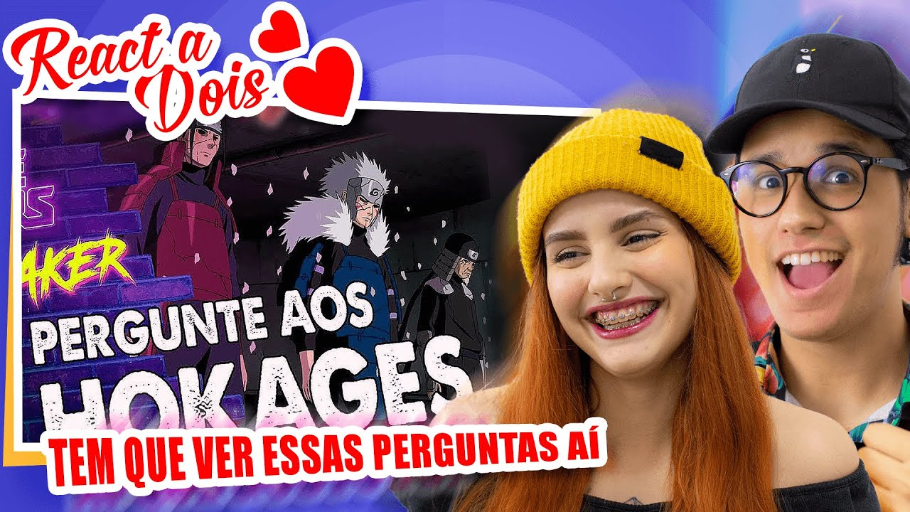 Download React PERGUNTE AOS HOKAGES (VOICE MAKERS)