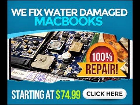 Apple logic board repair Macbook