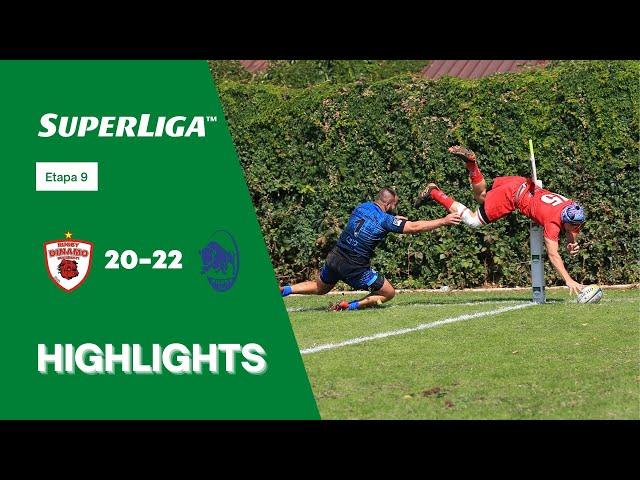 #SuperLiga10: Dinamo-Baia Mare