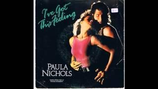 PAULA NICHOLS – I