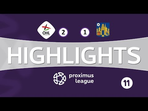 Highlights NL / OHL - Westerlo / 08/10/2017