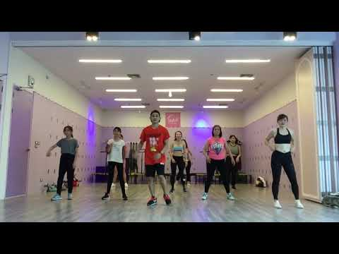 Nick Jonas, Robin Schulz - Right Now | Dance Fitness | Golfy Choreography | Give Me Five Thailand