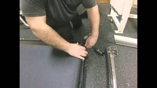 Treadmill Walking Belt Installation Video by Treadmill Doctor
