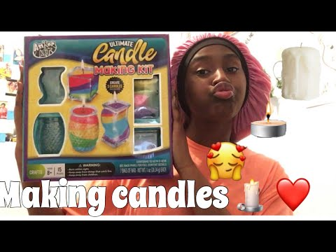 Ultimate Candle Making Kit😁