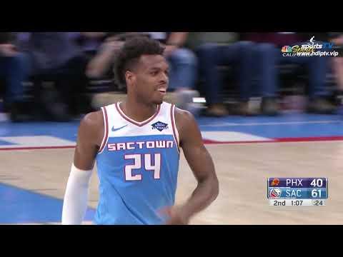 Phoenix Suns vs Sacramento Kings NBA 2018-19 Highlights 1080P (2019-2-10)
