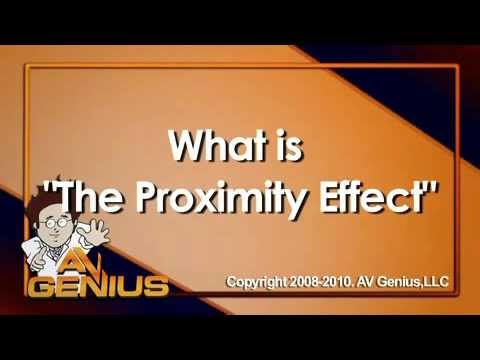 "AV Genius ""How to Mix""- The Proximity Effect"