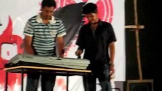 Kangal Irandal Instrumental(Keyboard) Varun Deepak.flv