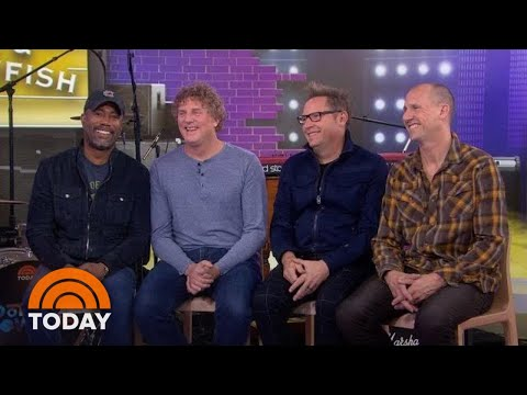 How Hootie & The Blowfish Got Their Start | TODAY
