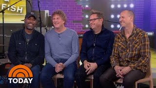 How Hootie & The Blowfish Got Their Start   TODAY