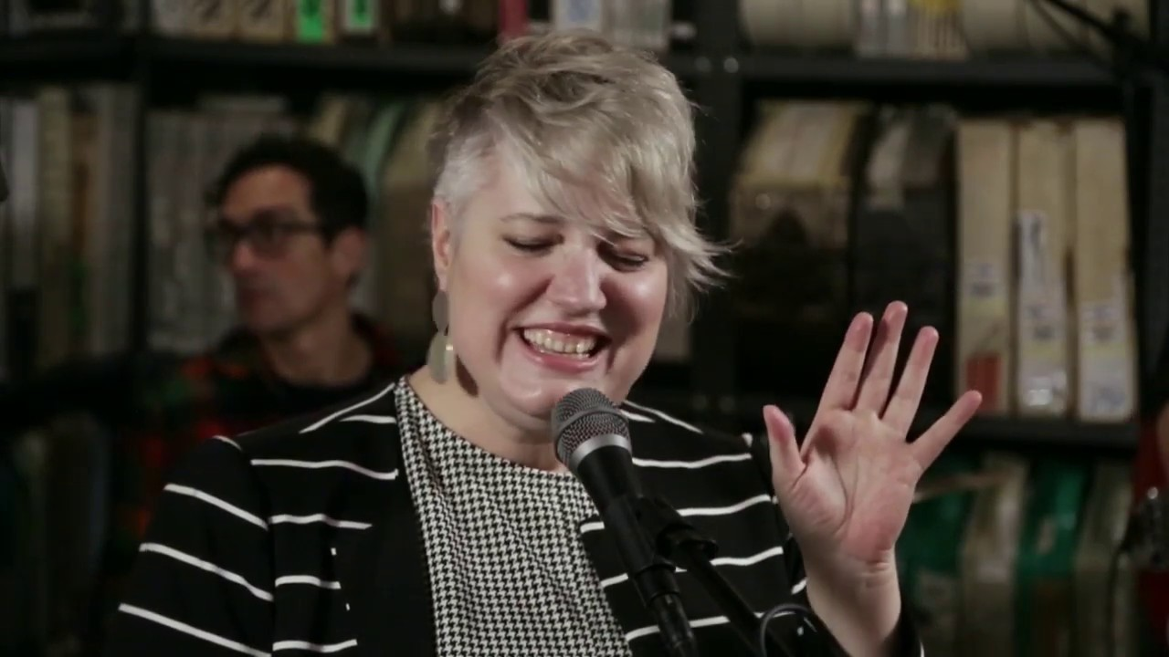 video: Erin Costelo at Paste Studio NYC live from The Manhattan Center