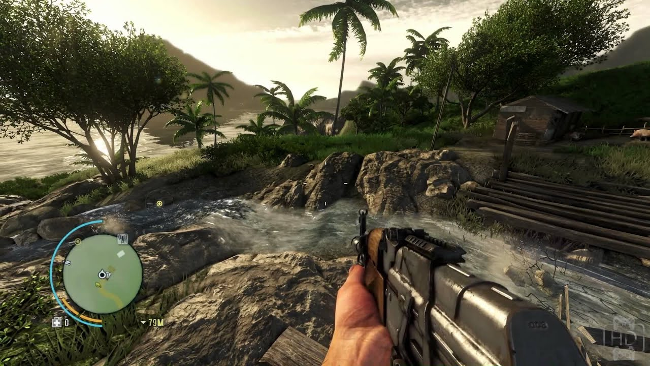 How To Set Ultra Graphics: Far Cry 3 PC Graphics Ultra Settings Dr. Earnhardt House