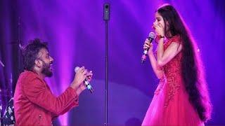chandan-shetty-proposed-niveditha-gowda-publicly-in-yuva-dasara-chandan-shetty-reacts-to-tv9