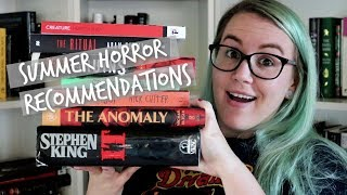 Summer Horror Recommendations + Three Books I Want To Read This Summer