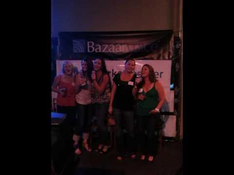 Tech Karaoke - Cedar Door - Austin 2010