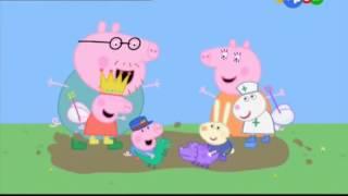 Джордж в сказке Свинка Пеппа #DJESSMAY