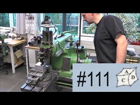 broaching and shaping