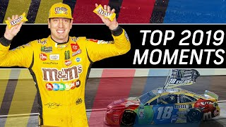 Top 19 NASCAR Moments of 2019 | Motorsports on NBC