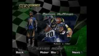 MX 2002 Featuring Ricky Carmichael (PS2 Gameplay)