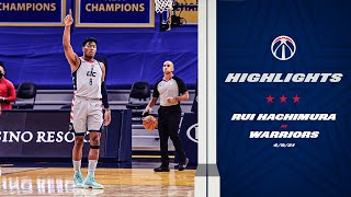 Highlights: Rui Hachimura scores 22 at Warriors - 4/9/21