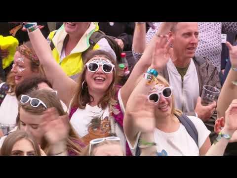 Bjorn Again - Dancing Queen - Live at The Isle of Wight Festival 2019
