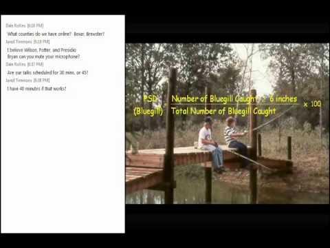 Farm Pond Management: Managing Ponds For Better Fishing