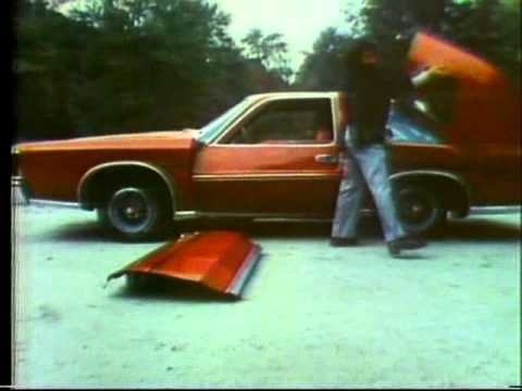 AMC Pacer 1976 TV commercial