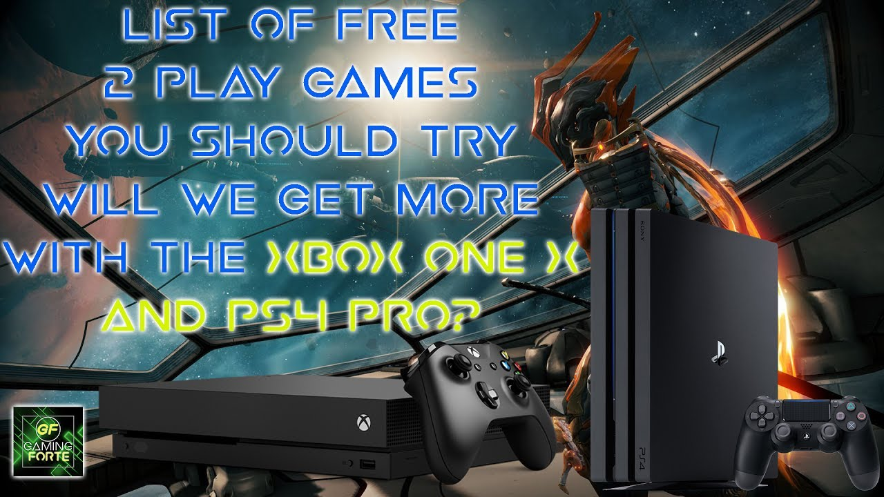 Free To Play Games List