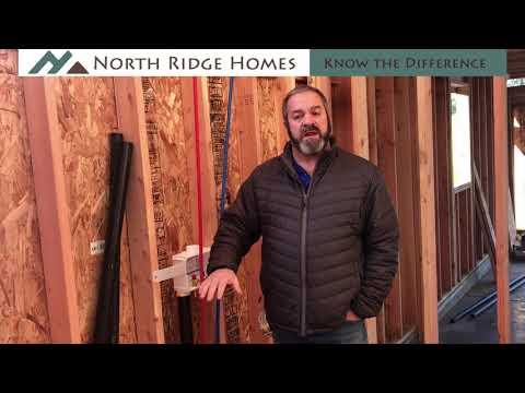 Custom Homes Series - Episode 28: Plumbing Rough In