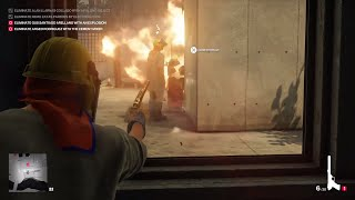 Hitman 2 - Santa Fortuna: The Truman Contravention - Level 3 Escalation: Silent Assassin