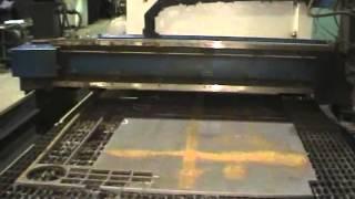 видео Технология плазменной резки металла и оборудование