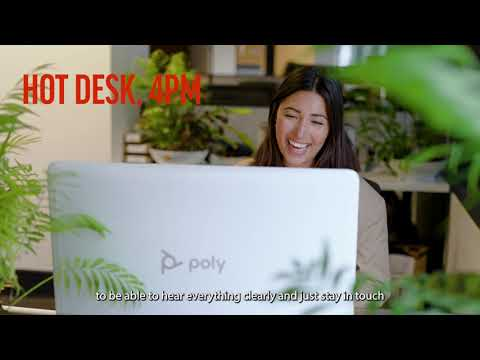 Poly ANZ Stories Episode 6: Day In A Life Of A Flexible Hybrid Worker (Short Version)
