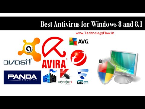 Top 10 best antivirus for windows 8 and 8 1