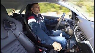 Jurcanje Jadranskom magistralom sa Opel Corsom GSi -by Juraj Šebalj