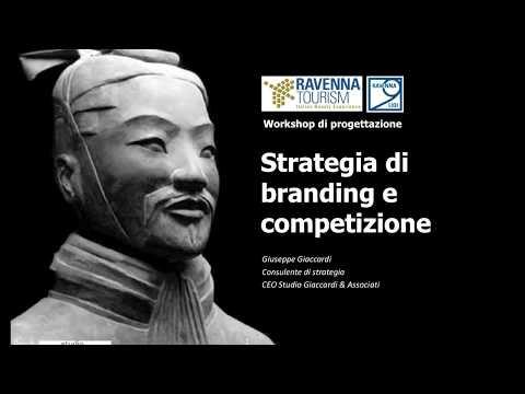 """Workshop """"Strategia di branding e comeptizione"""""""