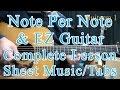 Feliz Navidad, Jose Feliciano, Tutorial Guitarra, Guitar, Violão, Cifra, Lição, Aula , Tabs video & mp3