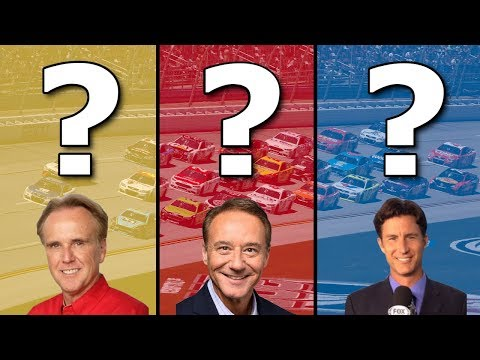 who-is-the-worst-nascar-commentator?