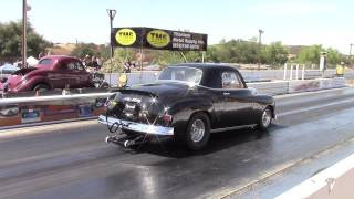 """""""Hell Bound""""  1950 Plymouth @ Rockabilly Road Trip....7-27-13"""