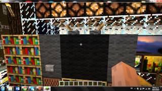 cosas para construir en minecraft ( casa moderna )