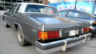 RARE 1980 - 1983 BUICK LESABRE TURBO COUPE SIGHTING