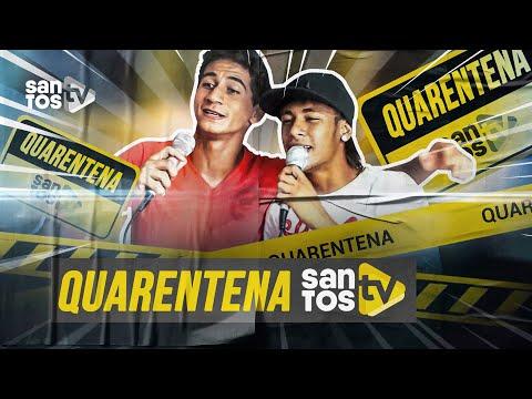 EP. 03| #QUARENTENA (😷) SANTOS TV
