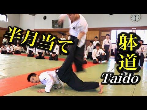 躰道の先生が教える「半月当て」のコツ How to 'Hangetsu-ate' in Taido