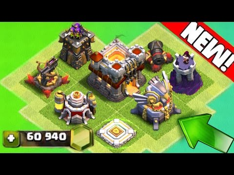 60,000 Gems! GEMMING THE ENTIRE TOWN HALL 11 UPDATE TO MAX! | Clash Of Clans TH11 GEM SPREE! CoC